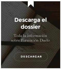 widget dosier formato cuadrado formación duelo
